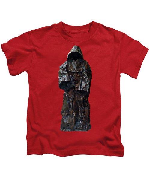 Iron Robe Art Kids T-Shirt