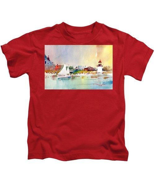 Island Light Kids T-Shirt
