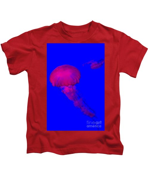 Jellyfish-8969-1 Kids T-Shirt