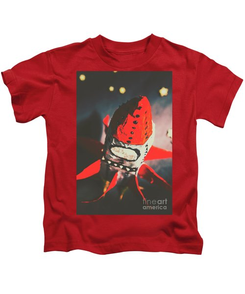 Journey Beyond The Stars Kids T-Shirt