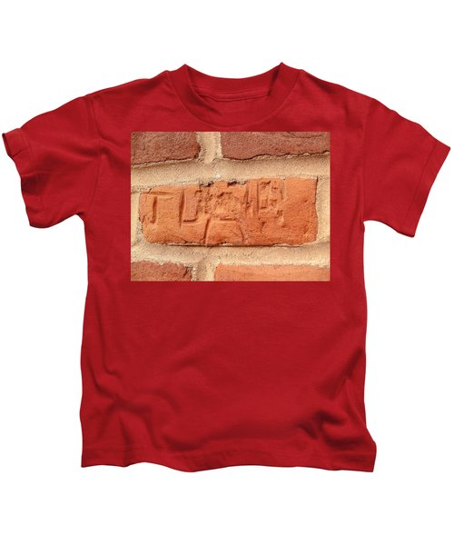 Just Another Brick In The Wall Kids T-Shirt