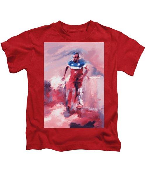 Landon Donovan 545 2 Kids T-Shirt
