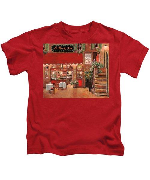 Le Rendez Vous Kids T-Shirt