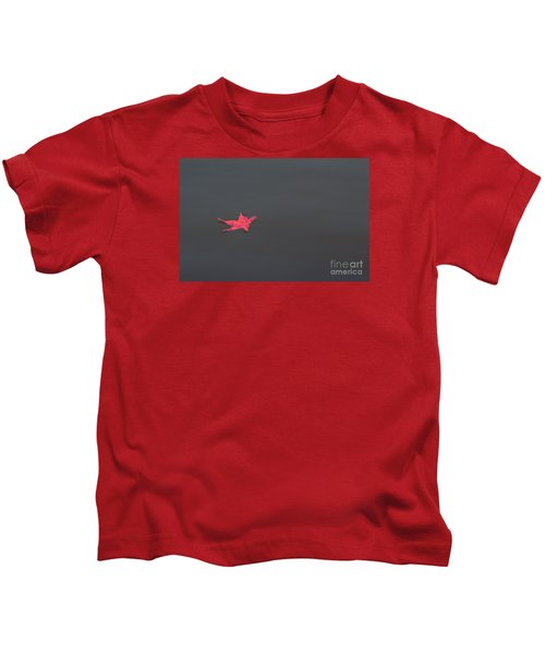 Leaf Alone Kids T-Shirt