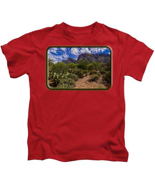 Linda Vista No26 Kids T-Shirt