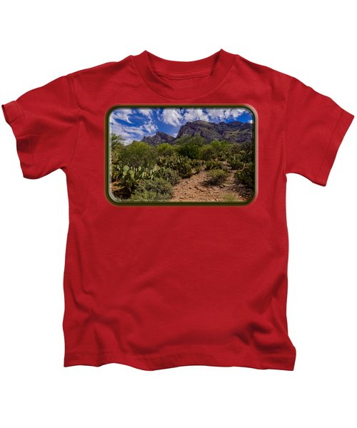 Linda Vista No26 Kids T-Shirt