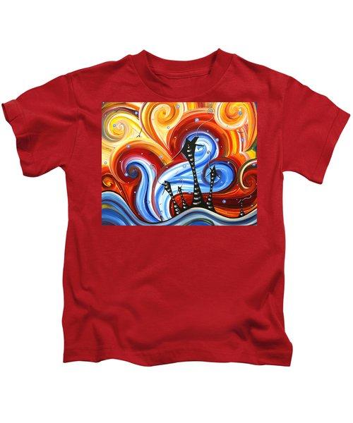 Little Village By Madart Kids T-Shirt