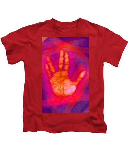 Live Long And Prosper Kids T-Shirt