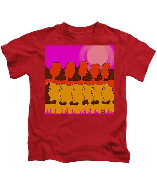 Living Together Kids T-Shirt