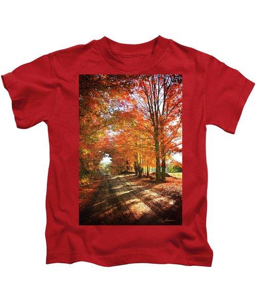 Lupton Road Kids T-Shirt