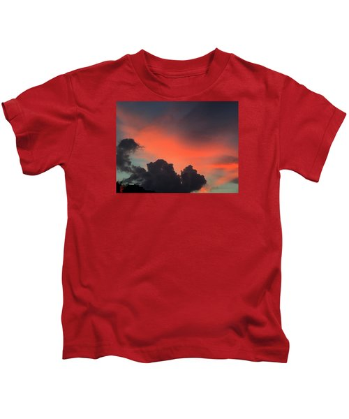 Kids T-Shirt featuring the photograph Late Day On Paros Island  by Colette V Hera  Guggenheim