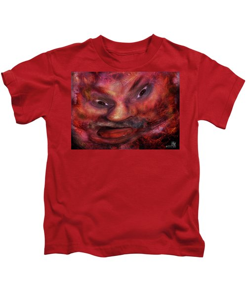 Making Faces  Kids T-Shirt