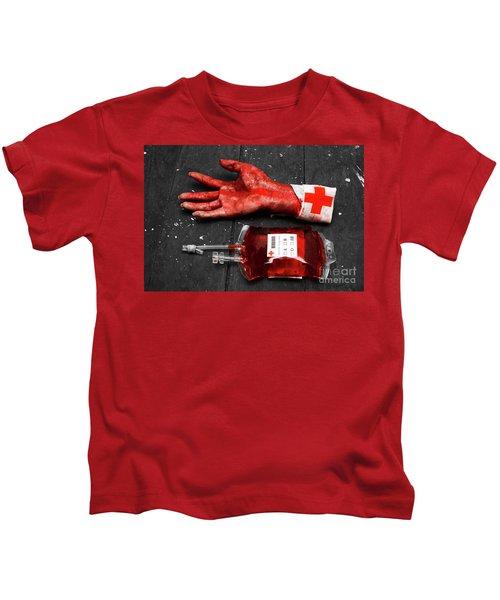 Making Monsters Kids T-Shirt