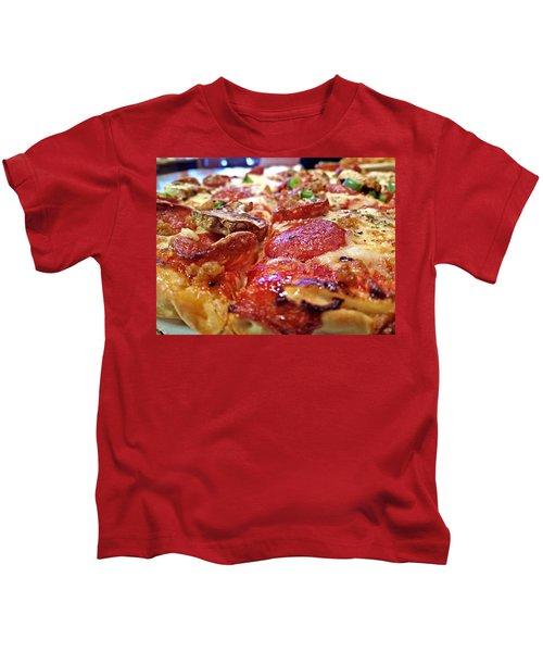 Mama Lido's Pizza Kids T-Shirt