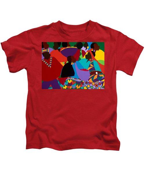 Masekelas Marketplace Congo Kids T-Shirt
