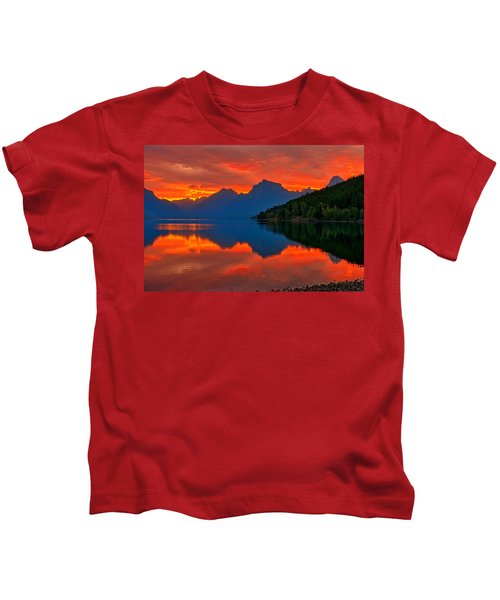 Mcdonald Sunrise Kids T-Shirt