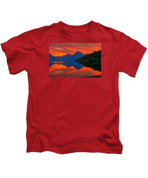Mcdonald Sunrise Kids T-Shirt
