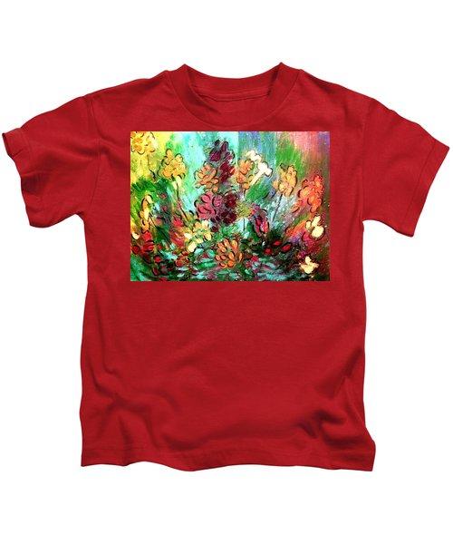 Meadow Garden Kids T-Shirt