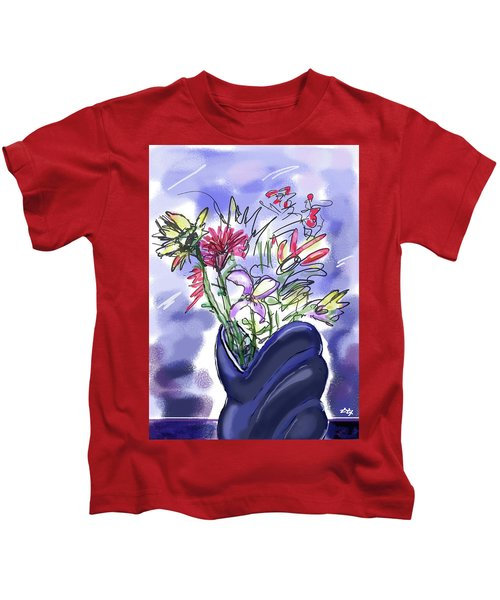 Memory Of Spring Kids T-Shirt