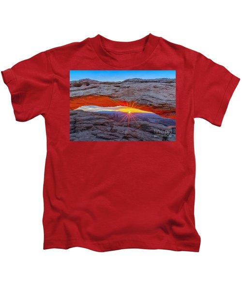 Mesa Morning  Kids T-Shirt