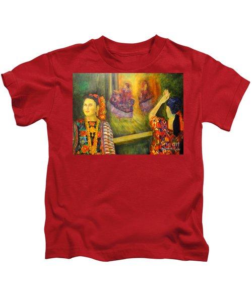 Mexican Festival Kids T-Shirt