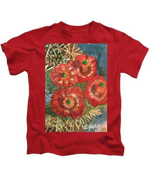 Mexican Pincushion Kids T-Shirt