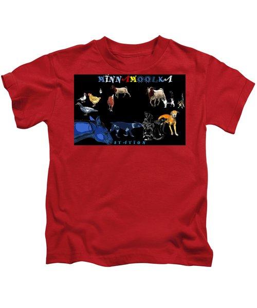 Minnamoolka Station Kids T-Shirt