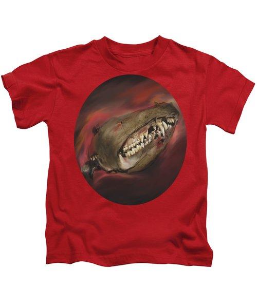 Monster Skull Kids T-Shirt