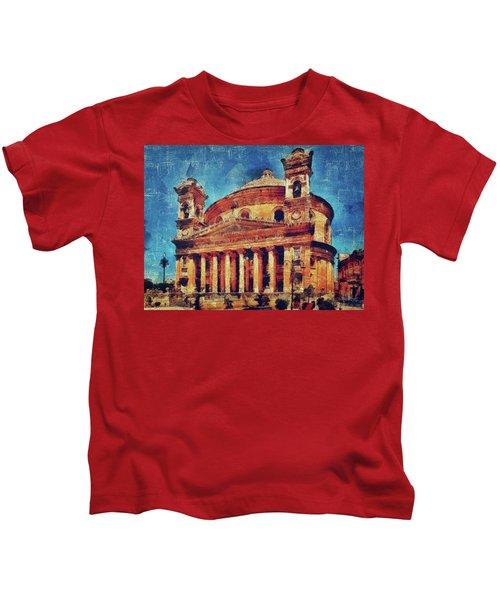 Mosta Church Kids T-Shirt