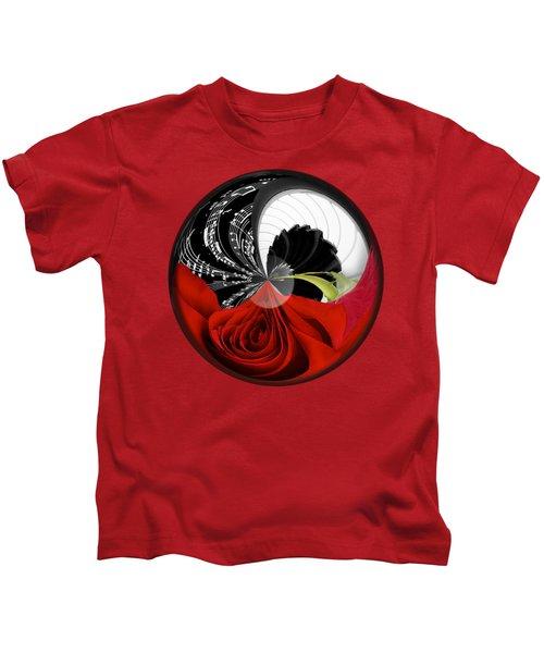 Music Orbit Kids T-Shirt