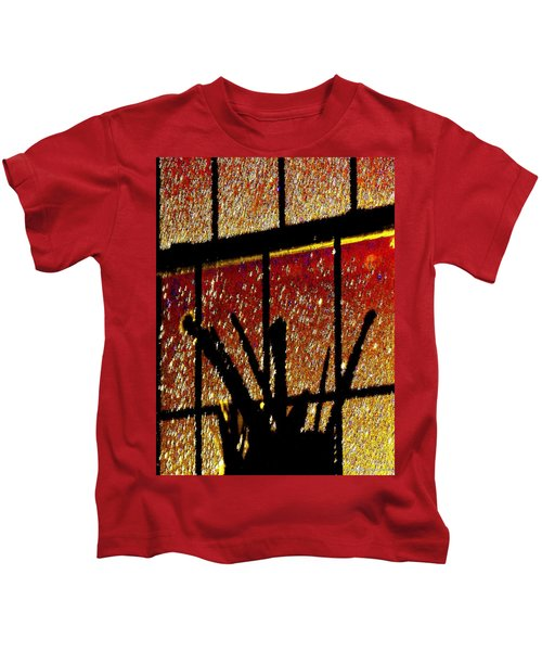 My Brushes With Inspiration Kids T-Shirt