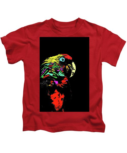 My Colorful Mccaw Kids T-Shirt