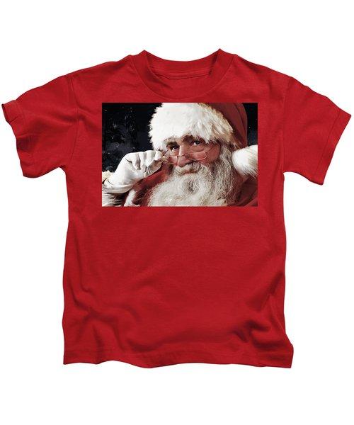 Naughty Or Nice Kids T-Shirt