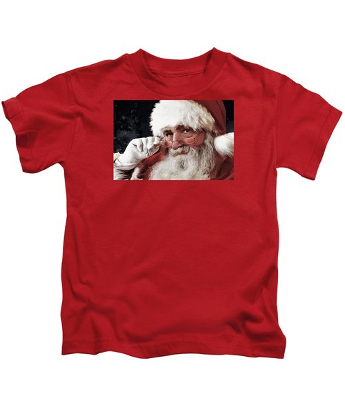 Naughty Or Nice Kids T-Shirt