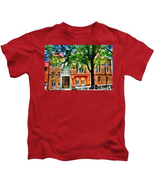 Newberry Opera House Kids T-Shirt