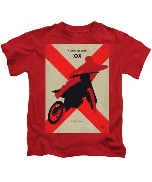 No728 My Xxx Minimal Movie Poster Kids T-Shirt