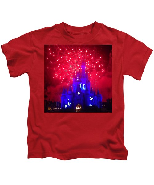The Sorcerors Castle  Kids T-Shirt