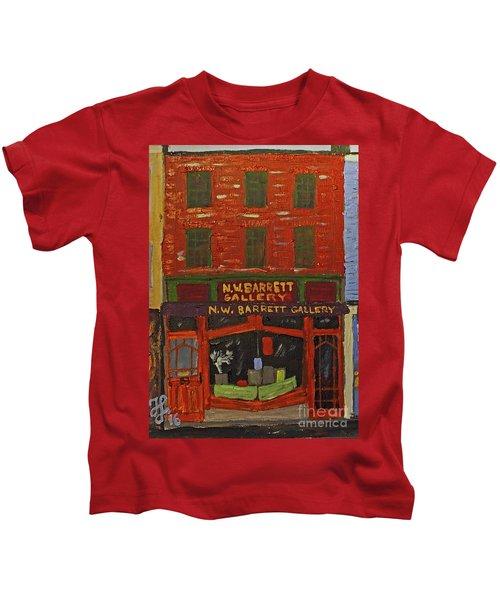 N.w.barrett Gallery Kids T-Shirt