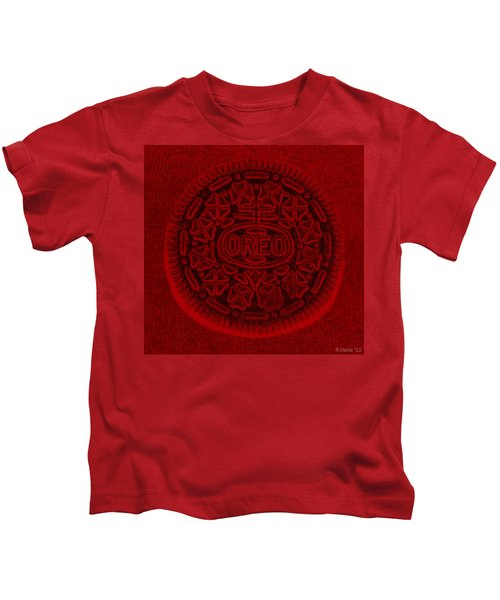 O R E O In Red Kids T-Shirt