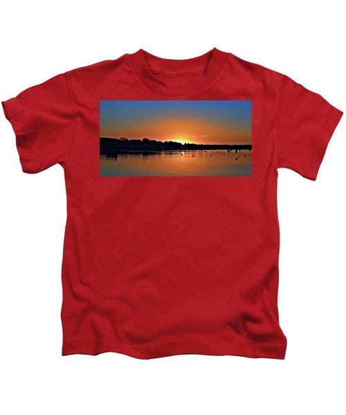 October Morning Kids T-Shirt