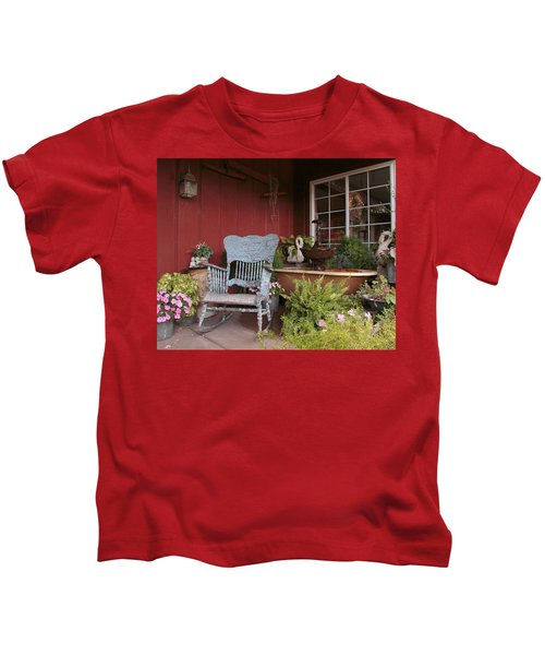 Old Rockin' Chair Kids T-Shirt