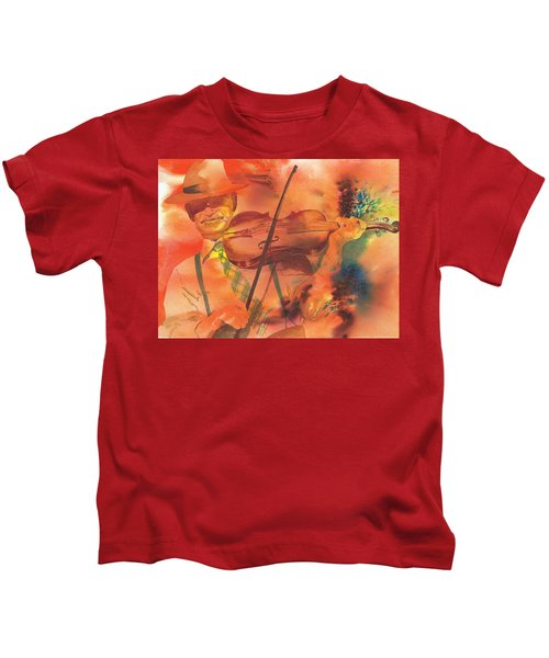 Orange Blossom Special Kids T-Shirt