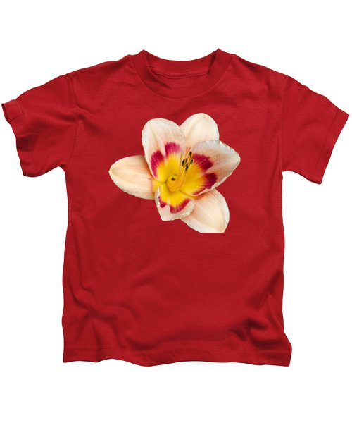 Orange Daylilies Kids T-Shirt