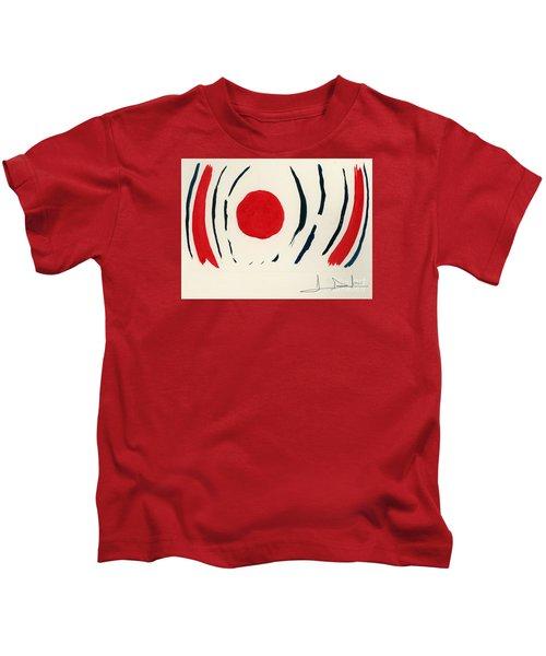 Oriental Sun Kids T-Shirt