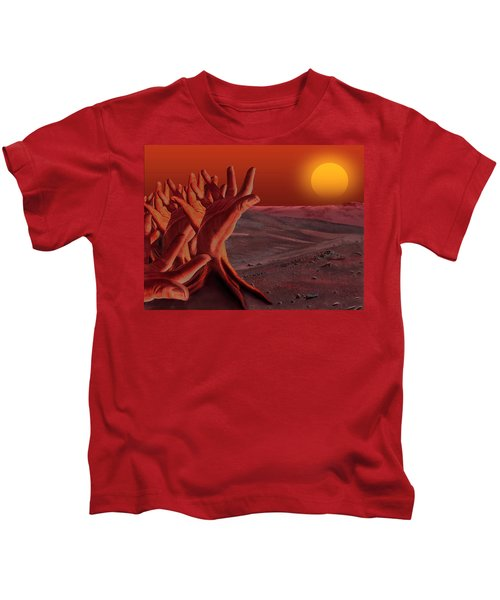 Out Of Hand Kids T-Shirt