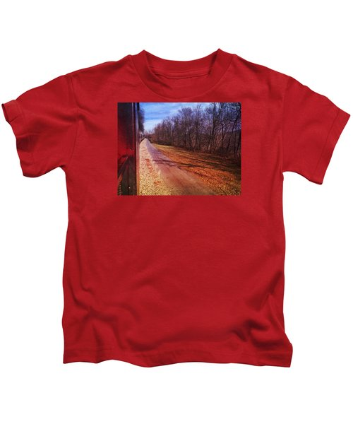 Out The Window Kids T-Shirt