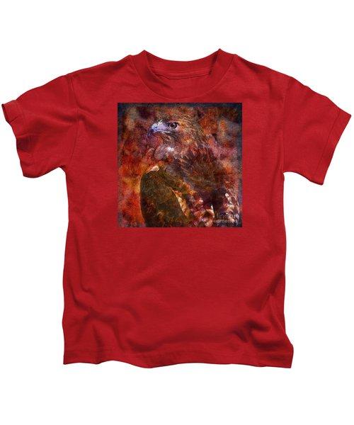 Over My Shoulder 2015 Kids T-Shirt