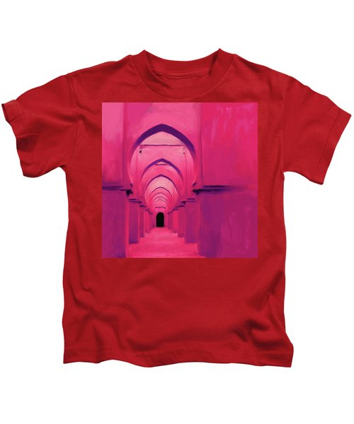 Painting 686 2 Tinmel Mosque Kids T-Shirt