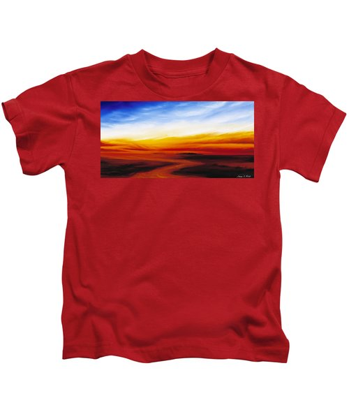 Path To Redemption Kids T-Shirt