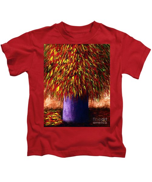 Peppered  Kids T-Shirt